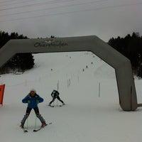 Photo taken at Skilifte Thalkirchdorf by Mario K. on 3/2/2013