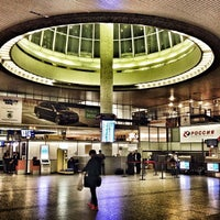 Photo taken at Pulkovo International Airport (LED) by Vadim on 10/30/2013