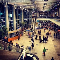 Photo taken at Domodedovo International Airport (DME) by Vadim on 10/18/2013