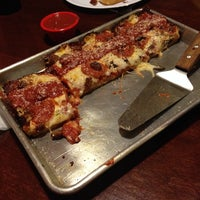 Photo taken at Mancino's Pizza & Grinders by Mary on 11/23/2013