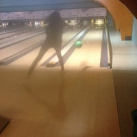 Photo taken at Torhout Bowling Center by Lisa S. on 3/21/2014