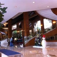 Photo taken at The Royale Chulan Hotel by Letícia M. on 1/1/2013