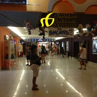 Photo taken at Golden Screen Cinemas (GSC) by F_Dyaf on 6/20/2013