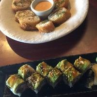 Das Foto wurde bei Kaze Sushi and Hibachi Restaurant von Cheryl am 9/24/2017 aufgenommen