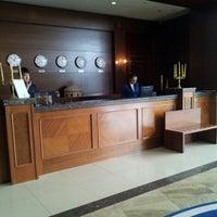 Photo taken at Diplomat Hotel by Asyl M. on 3/14/2013