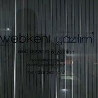 รูปภาพถ่ายที่ Webkent Yazılım โดย Gökhan G. เมื่อ 12/12/2012
