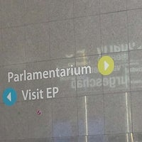 Foto diambil di European Parliament Meeting Room JAN 2Q2 oleh Emeric F. pada 3/9/2014