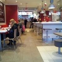Photo taken at KFC by Иван З. on 1/10/2014