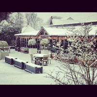 Photo taken at Gaynes Park by Liselle C. on 1/20/2013
