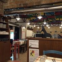 Foto scattata a Pizzeria Ostiense da Van P. il 10/8/2015