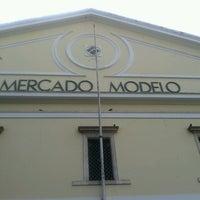 Photo taken at Mercado Modelo by Márcio L. on 6/11/2013