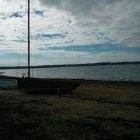 Photo taken at Port de Carantec by Erwan G. on 10/13/2013