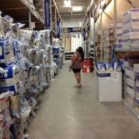 Photo taken at Lowe's Home Improvement by Christopher W. on 3/31/2013