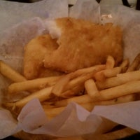 Photo taken at Rusty Bucket Restaurant and Tavern by Tabitha C. on 2/24/2013