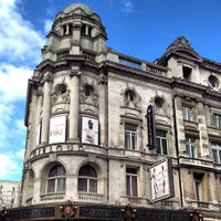 Photo taken at Gielgud Theatre by Jiri K. on 10/13/2012
