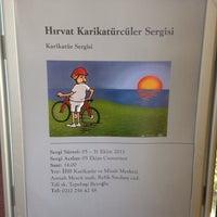 Photo taken at Karikatür ve Mizah Müzesi by Burcu A. on 10/5/2013