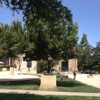 Photo taken at Rodin Sculpture Garden by Karen V. on 5/5/2013