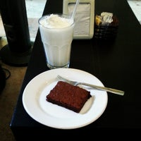 Photo taken at Ah Cacao Chocolate Café by Aiko O. on 7/21/2013