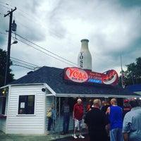 Photo taken at Voss's Bar-B-Q by Adam N. on 7/8/2016