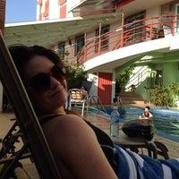 Photo taken at Hotel Orense Express by Mario on 12/31/2013
