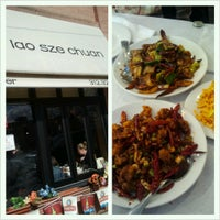 Photo taken at Lao Sze Chuan Restaurant by Annie V. on 4/20/2013