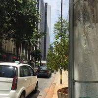Photo taken at Alameda Joaquim Eugênio de Lima by Fernando F. on 1/9/2017
