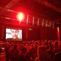 Das Foto wurde bei Siegerlandhalle von Laura K. am 7/8/2014 aufgenommen