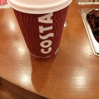 Photo taken at Costa Coffee by Stepan R. on 4/18/2013