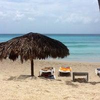 Photo taken at Playas de Varadero by Vitaly G. on 6/8/2013