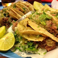 Photo taken at Tacos Charly by Gustavo A. M. on 7/23/2013