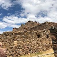 Foto tirada no(a) Parque Arqueologico Intihuatana - Pisac por Юрий П. em 5/23/2018