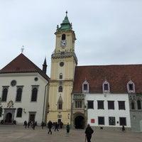 4/27/2017 tarihinde Юрий П.ziyaretçi tarafından Stará Radnica | Old Town Hall'de çekilen fotoğraf