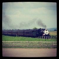 Photo taken at Strasburg Railroad by shifty on 7/28/2013