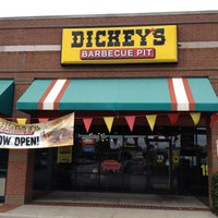 Photo taken at Dickey's Barbecue Pit by Amy S. on 6/9/2013