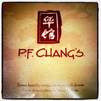 Photo taken at P.F. Chang's by Massiel S. on 11/21/2012