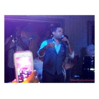 Photo taken at Mansion by Massiel S. on 5/12/2013
