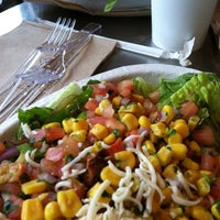 Photo taken at Chipotle Mexican Grill by Denise on 10/3/2012