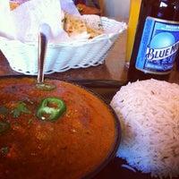Photo taken at Tarka Indian Kitchen by Brandon L. on 1/18/2013