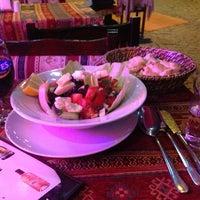 Photo taken at Hatay Restaurant by Oleg V. 🇷🇺 on 6/7/2013