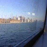 Photo taken at Seastreak Ferry - Pier 11 Terminal by digenger on 10/22/2013