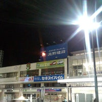 Photo taken at Matsumoto Station by ぴー on 12/7/2012