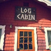 Photo taken at Log Cabin Restaurant by leTASHA marie on 2/18/2013