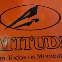 Photo taken at Villa Nova Shopping - Loja Atitude Plus Size by Marcelo D. on 12/23/2013