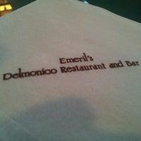 Photo taken at Emeril's Delmonico by Adam P. on 5/10/2013