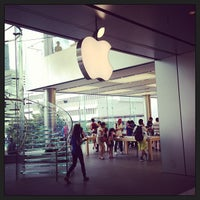 Photo taken at Apple ifc mall by Kenneth C. on 7/2/2013