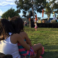 Photo taken at Jazz On The Lawn by Nathan O. on 8/31/2015