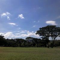 Photo taken at Parque Generalísimo Francisco de Miranda by Erika Z. on 11/16/2012