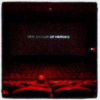 Photo taken at AMC Showplace Coon Rapids 16 by David O. on 10/4/2012