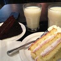 Photo taken at Cafe Latte by David O. on 3/9/2013