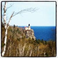 Photo taken at Split Rock Lighthouse by David O. on 5/26/2013